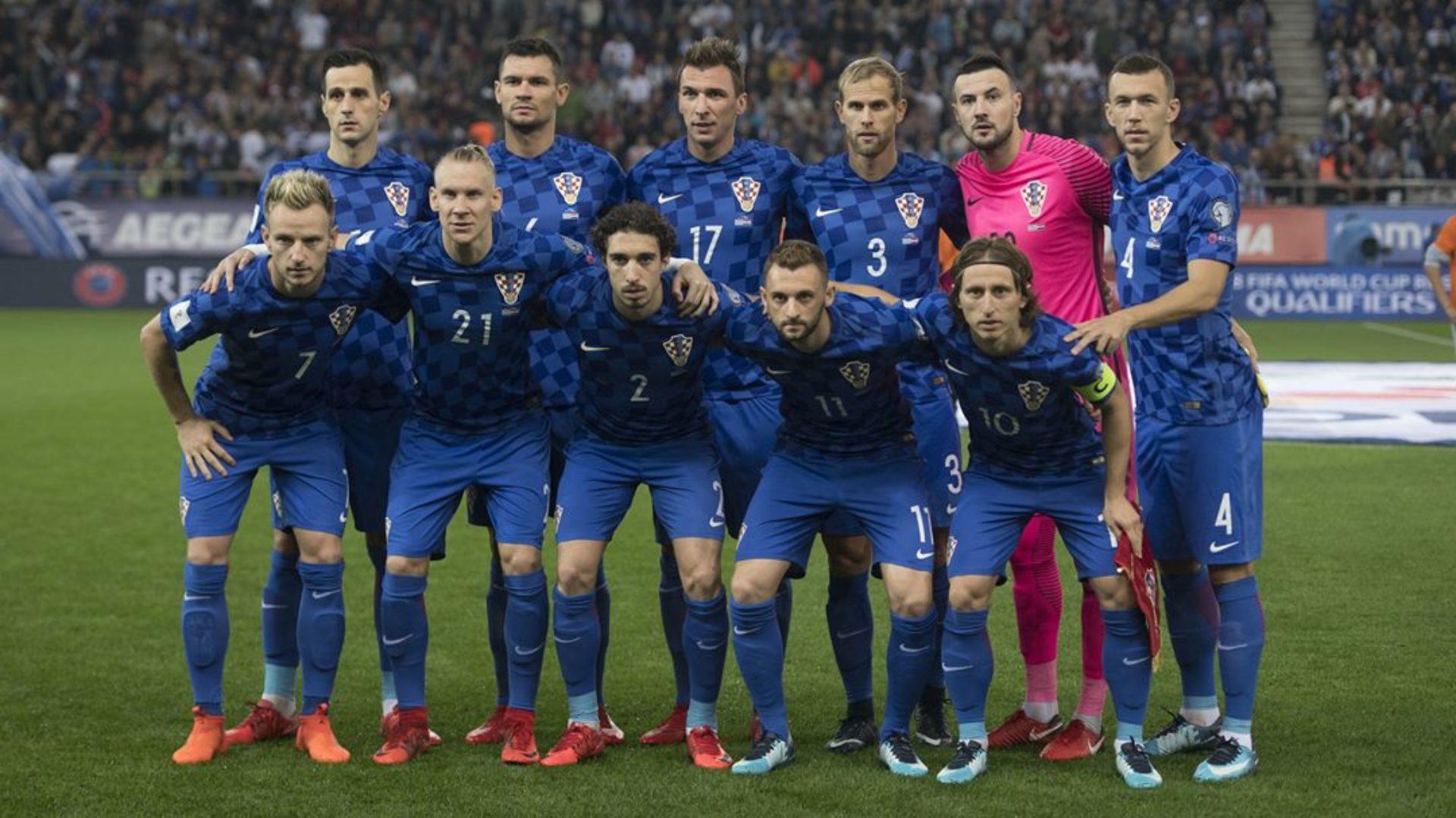 Nationalmannschaft Kroatien
