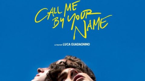 call me by your name pelicula