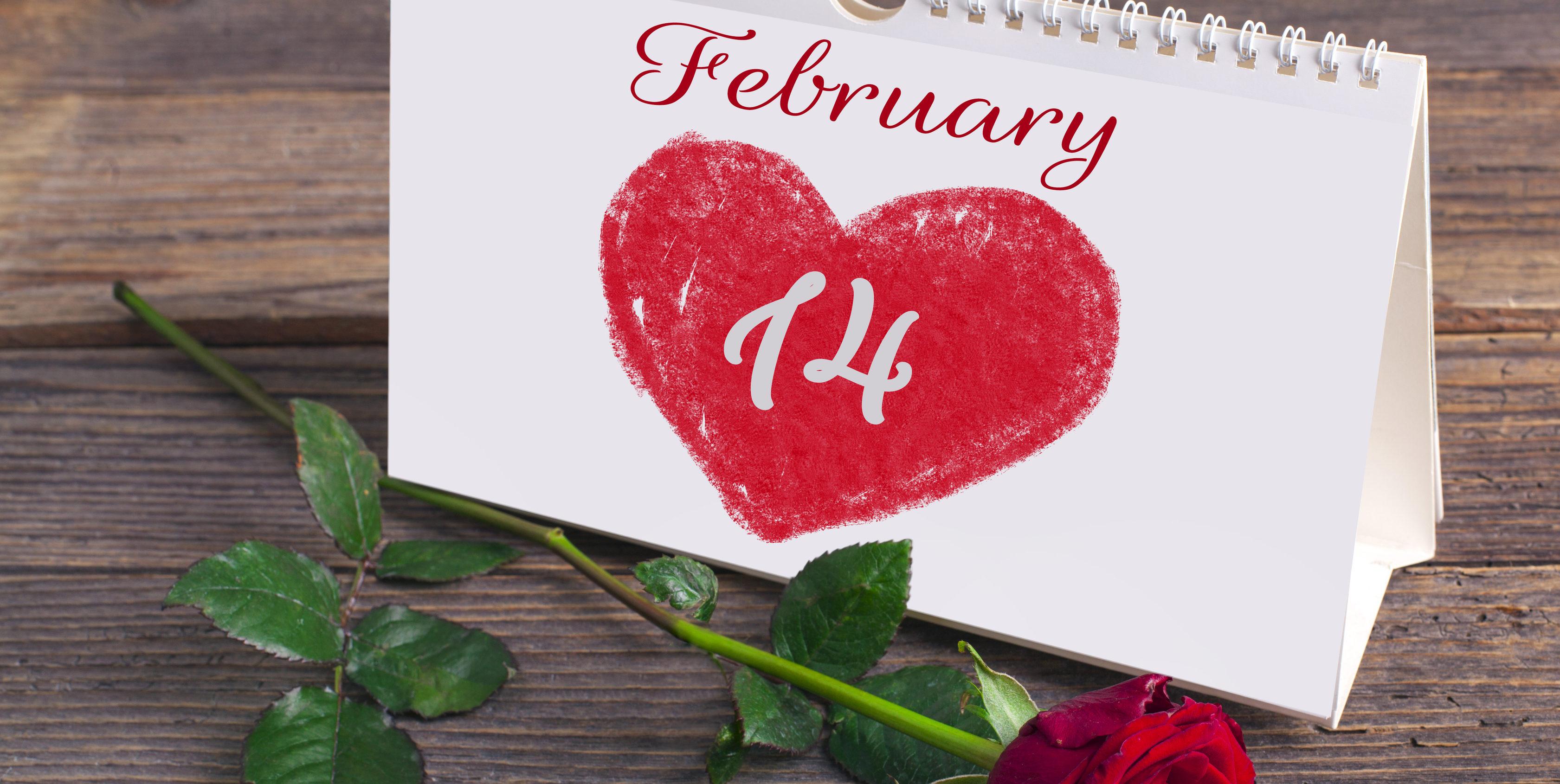 Por Qué Se Celebra El 14 De Febrero El Día De San Valentín
