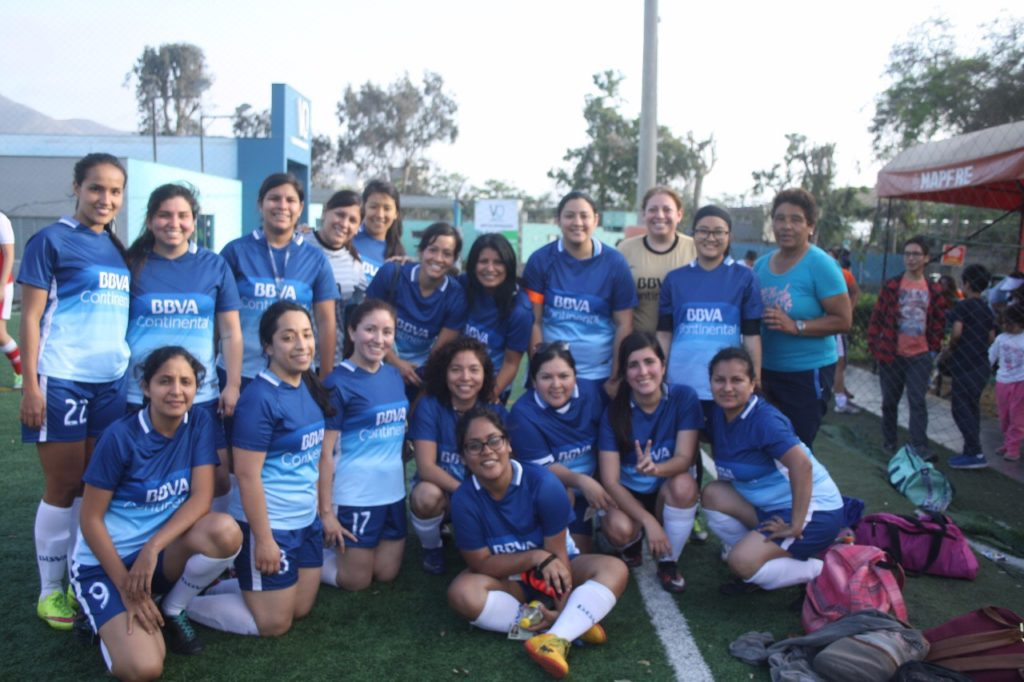 Fútbol Femenino BBVA Continental