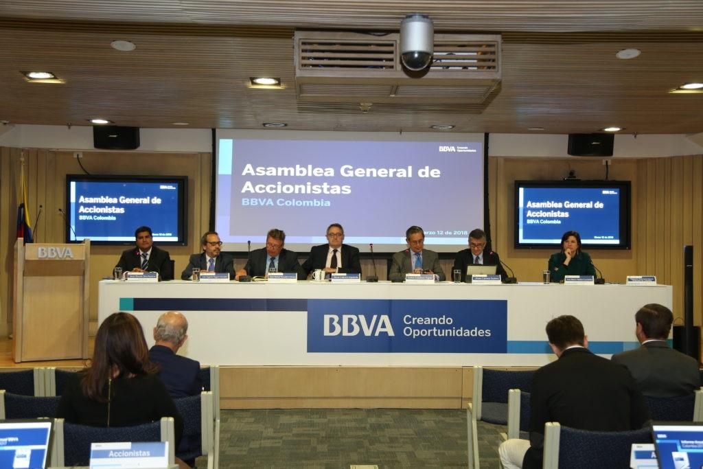 Asamblea,General,de,Accionistas,de,BBVA,Colombia