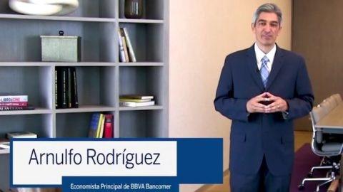 Arnulfo Rodríguez, economista de BBVA Bancomer