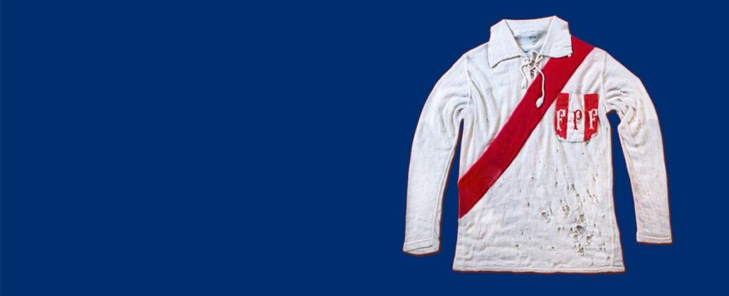 Camiseta de Perú - Mundial Rusia 2018