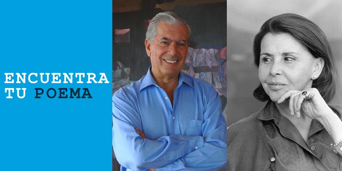 Poetas Peruanos Encuentra Tu Poema Mario Vargas Llosa Blanca Varela