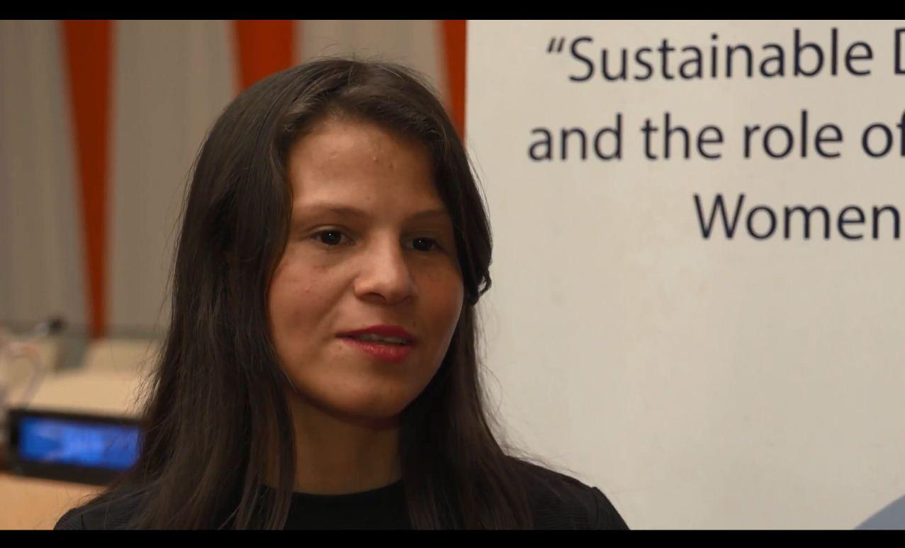 Jessica Hernandez emprendedora microfinanzas BBVA