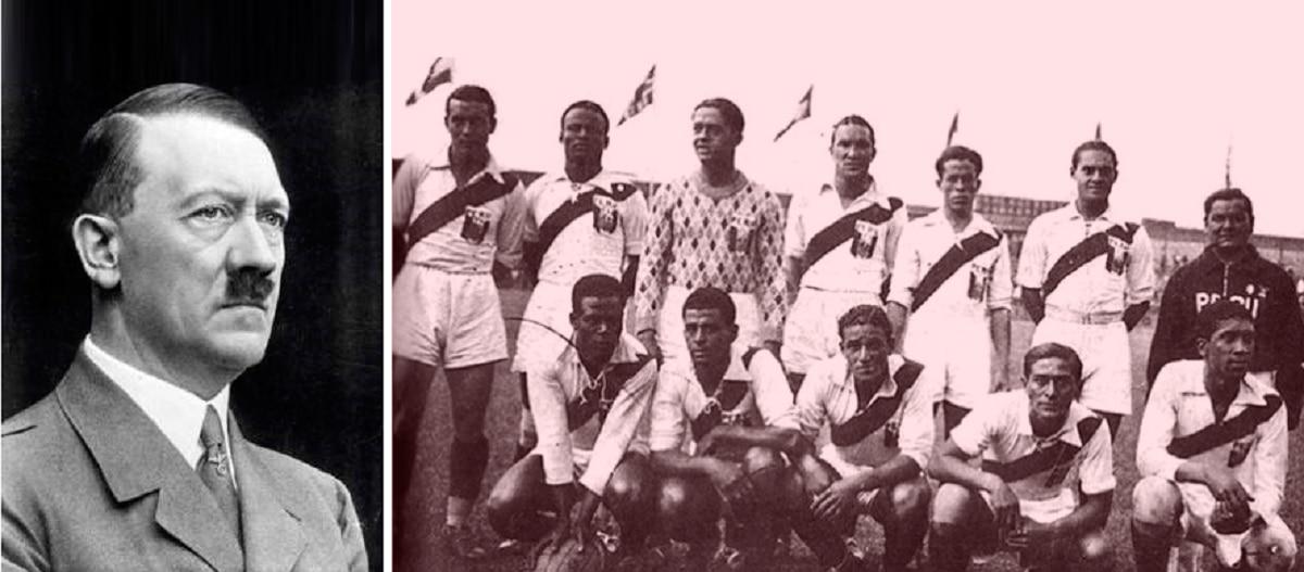Juegos Olímpicos Berlín 1936 Hitler Perú