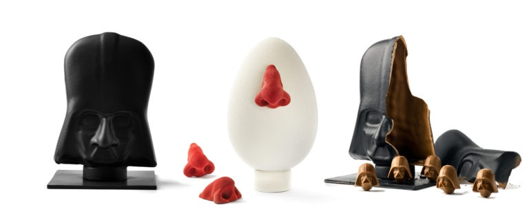 Las monas de Pascua de Rocambolesc apertura BBVA