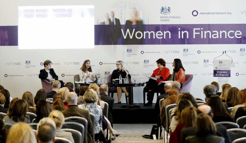 María Abascal (BBVA), en 'Women in Finance'