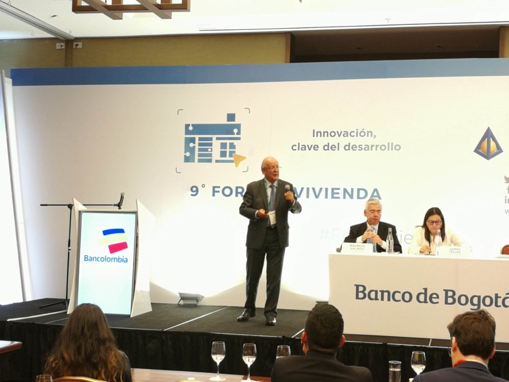 Fotografía de Roberto Junguito, ex ministro de Hacienda y ex codirector del Banco de la República