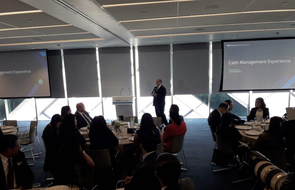 evento costumer experience BCI presentación
