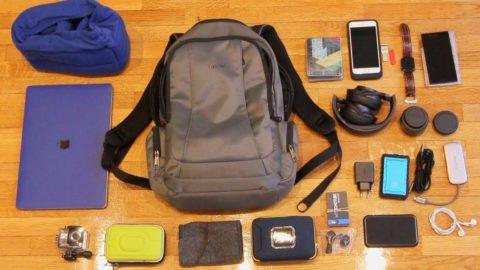 gadgets mochila tecno weareables video
