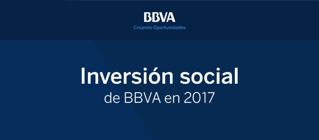 la inverrsion social bbva