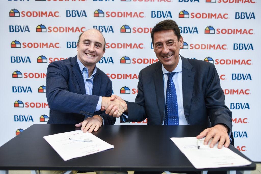 Sodimac y BBVA presentan en Uruguay la nueva tarjeta de crédito Visa