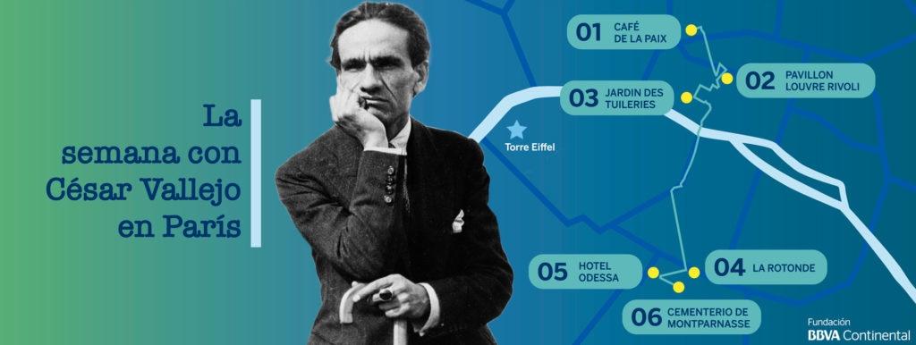 César Vallejo 80 muerte en París