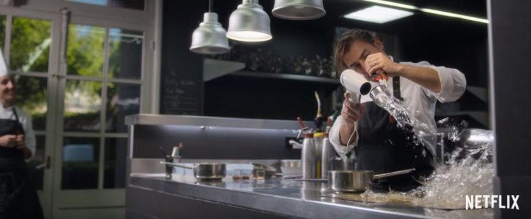 Fotograma de Jordi Roca en Chefs Table de Netflix BBVA