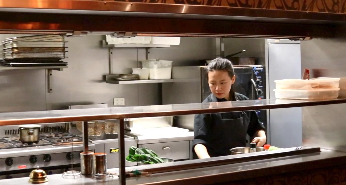Jessie Liu, ganadora de la primera Beca 50 Best BBVA