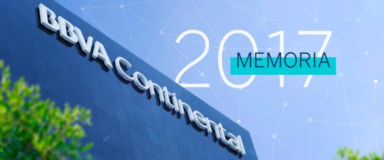 Memoria Financiera BBVA Continental