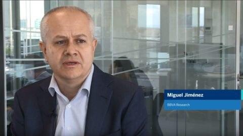 Miguel Jimenez BBVA Research Eurozona