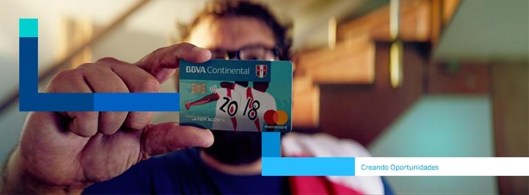 Tarjeta del Hincha BBVA Continental