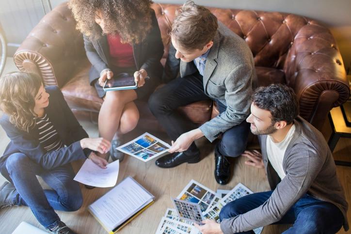 emprendimiento reunion innovacion recurso bbva