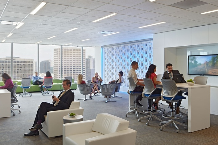 BBVA Compass Collaborative Workspace