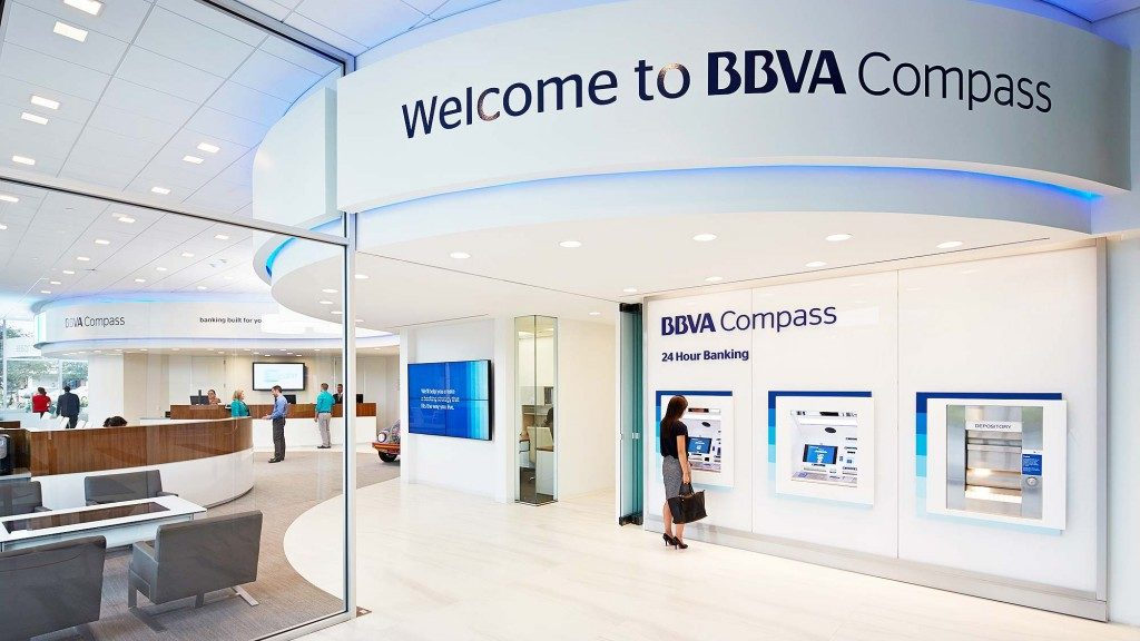 BBVA Compass Tower Branch