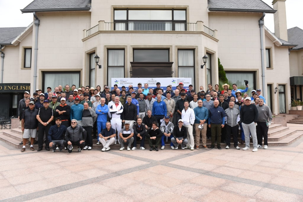 Participantes del BBVA Celebrity Golf Invitational by DELL EMC