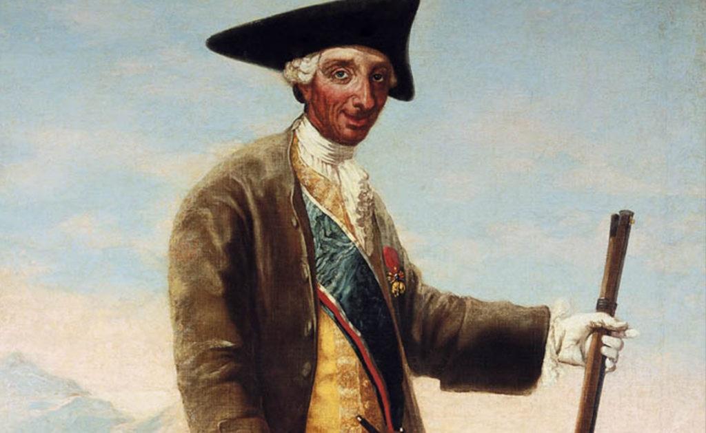 Carlos III-cuadro-colección-pintura-arte-exposición-goya-BBVA