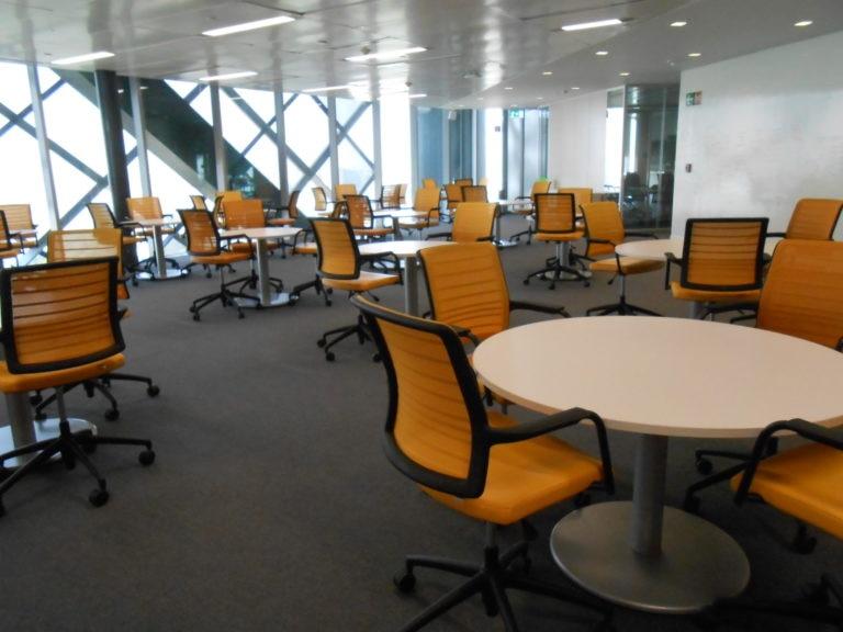 Open House Torre Bancomer, espacios colaborativos