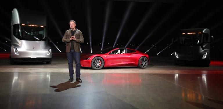 Elon Musk Tesla Motors coche visionario recurso bbva