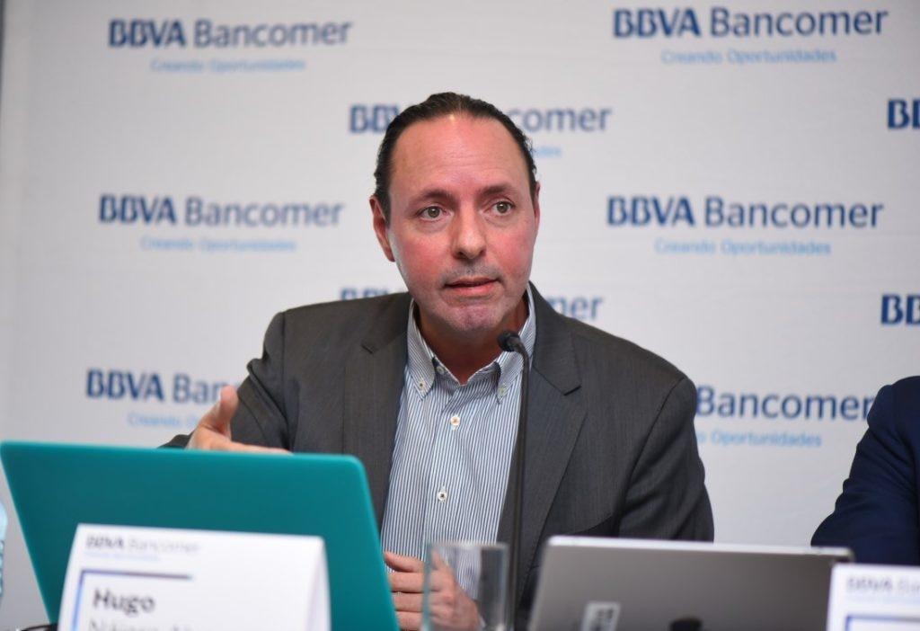 Hugo Nájera Alva, DG desarrollo de negocio de BBVA Bancomer