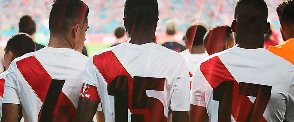 Perú vs Dinamarca Mundial Rusia 2018