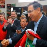 Selección Peruana Viaje de Perú a Europa