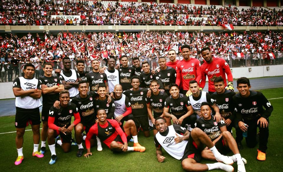 Selección Peruana Perú