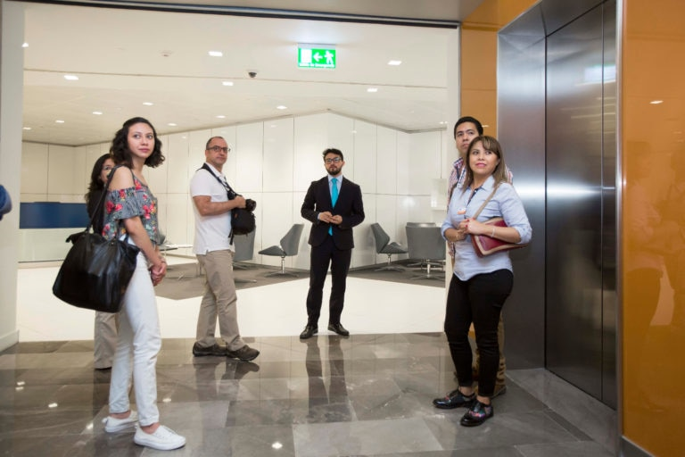 Open House Torre Bancomer. Piso 33 Bussines Center