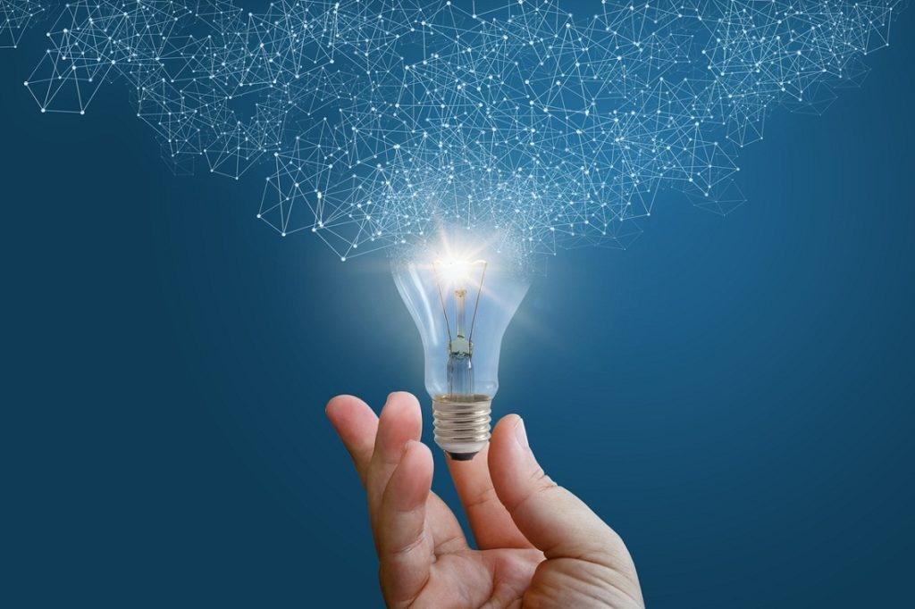 Bombilla ideas emprendimiento recurso bbva