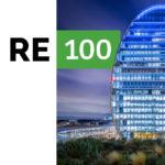 Fotografía de RE100, La Vela, energía renovable, ER, RE, BBVA