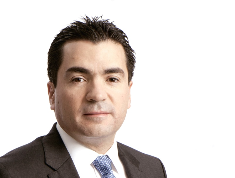 Eduardo Osuna Osuna, Vice President and CEO of BBVA Bancomer