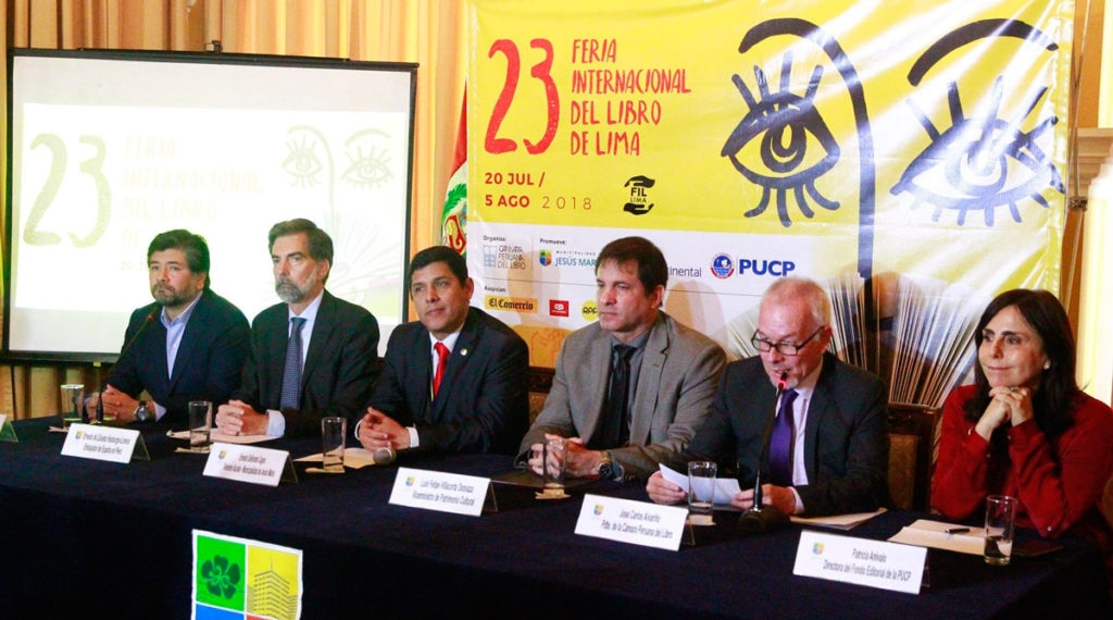 FIL Lima 2018: Tributo a Abraham Valdelomar