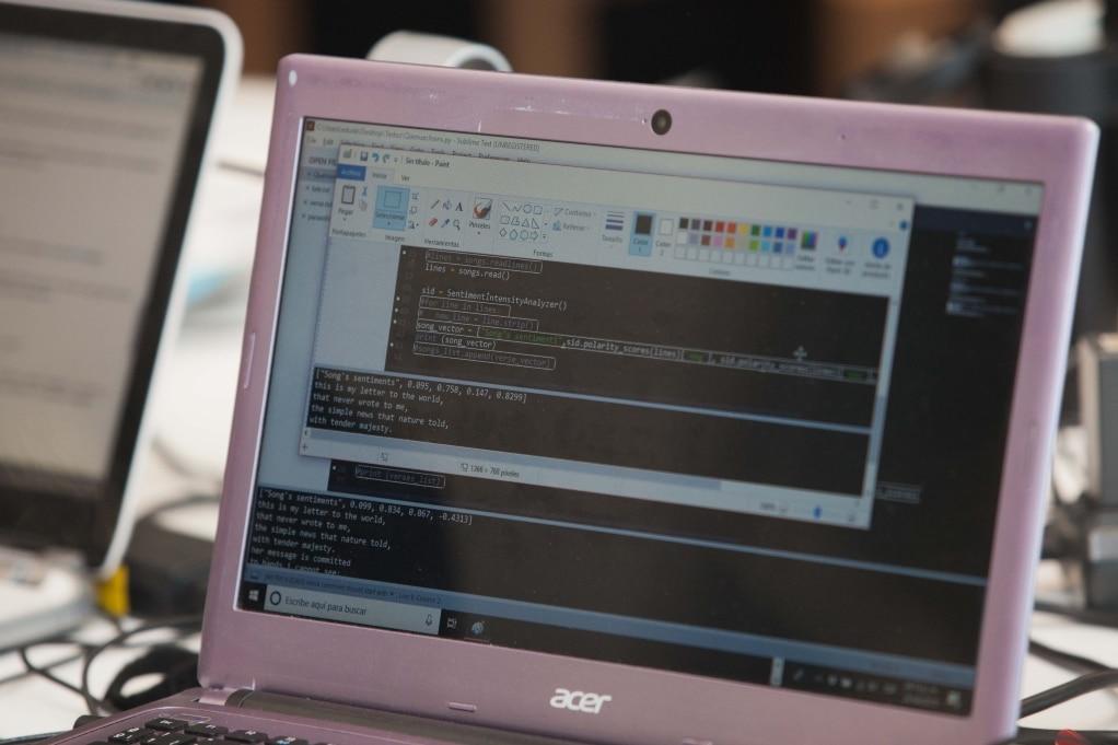 Hackaton NewCreativity UNAM Bancomer