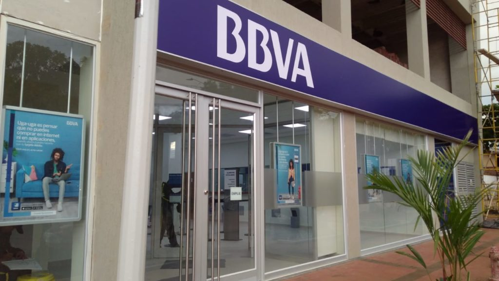 Resultado de imagen para banco bbva