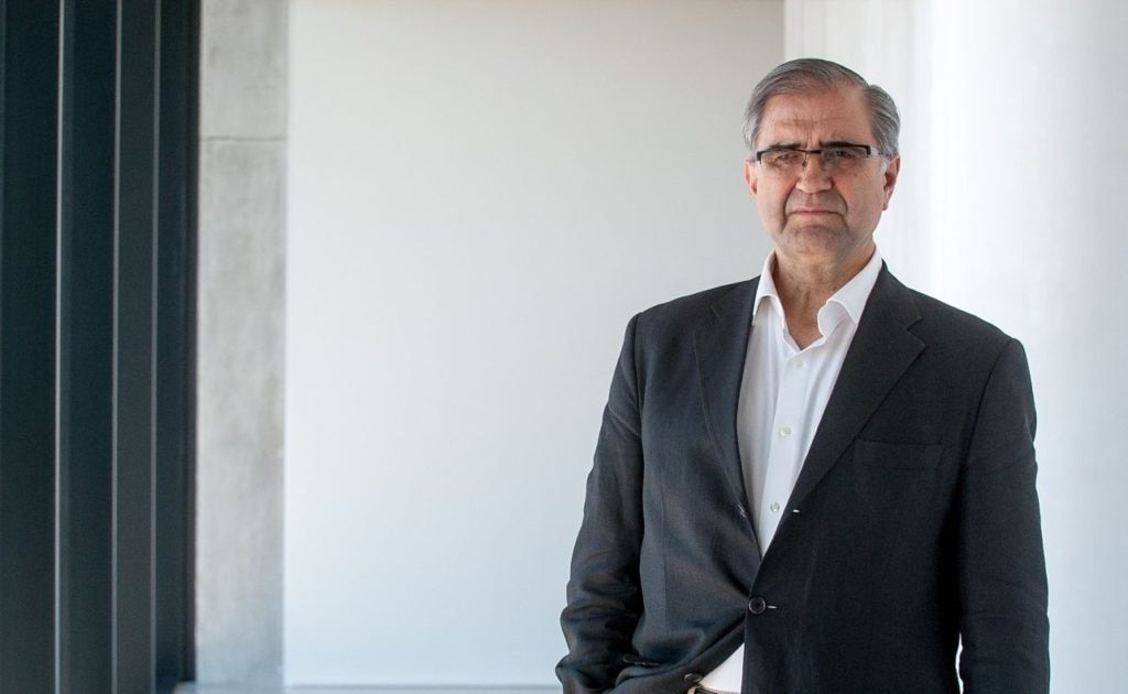 Fotografía José Antonio Herce, presidente del Foro de Expertos del Instituto BBVA de Pensiones