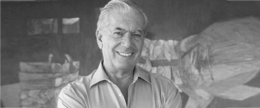 Hay Festival 2018 Mario Vargas Llosa