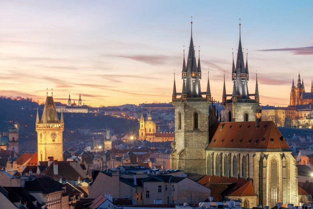 Praga-BBVA-Lugares populares
