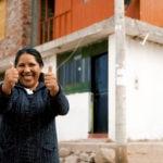 Fotografía de Rosa Ancco emprendedora peruana de la FMBBVA