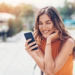 cliente digital movil banca movil mujer feliz app recurso bbva
