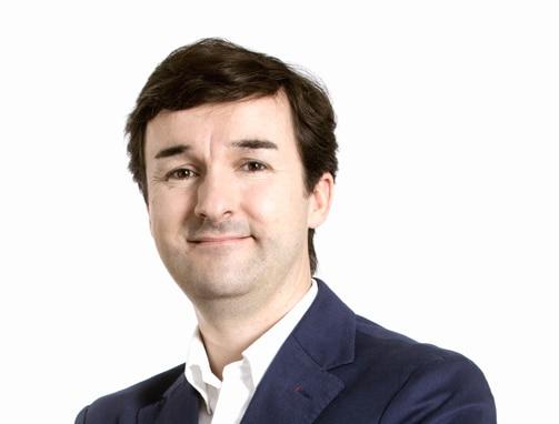 Ricardo Forcano, director global de Talento y Cultura de BBVA