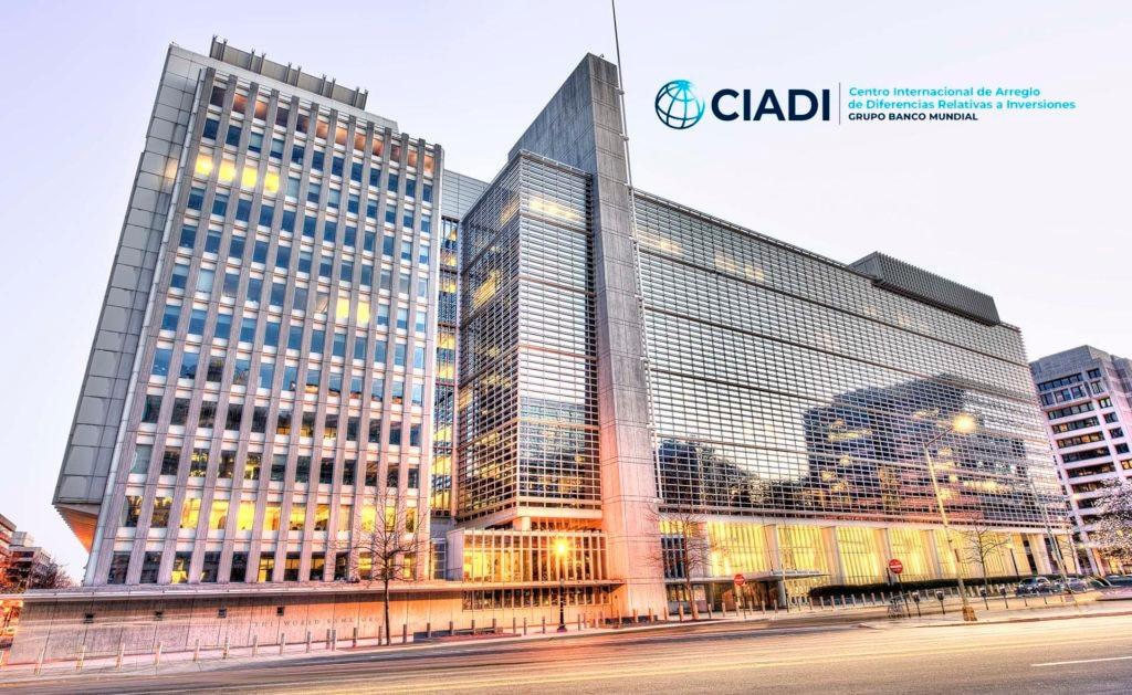 sede ciadi arbitraje internacional recurso-BBVA