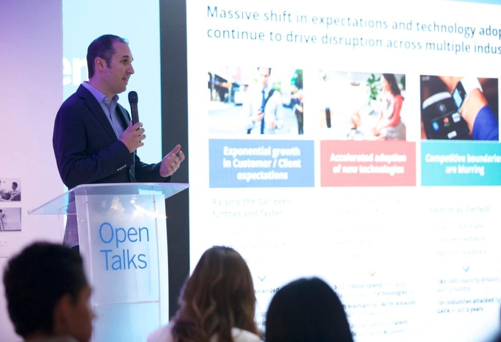 Antonio Bravo, Business Development Suramerica BBVA