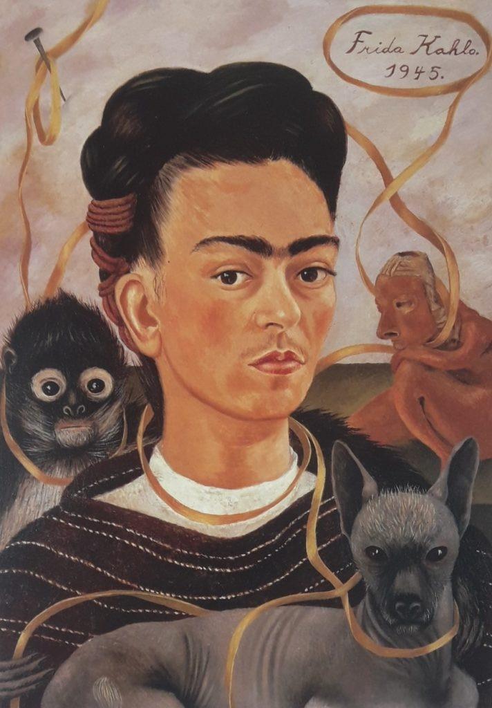 Obras de Frida Kahlo, Tomada del libro de la fundacion BBVA Bancomer